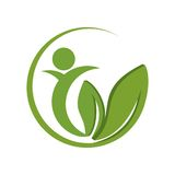Eco leaf Stock Photography