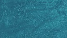 Eco leather light blue color texture. Up-close Stock Images
