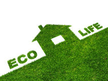 Eco Leben Stockbild