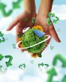 Eco Leben Lizenzfreie Stockfotografie