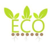 Eco life concept Stock Image