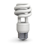 Eco lighbulb Royalty Free Stock Photography