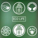 Eco liv Royaltyfria Foton