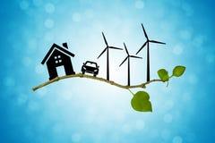 Eco liv Arkivfoton