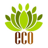 Eco logo Stock Images