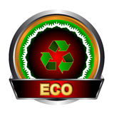 Eco logo Stock Photos
