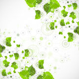 Eco manufacture abstract technology background. Stock Photos