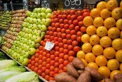Eco market Stock Images