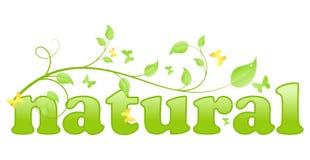 Eco natural Stock Photo