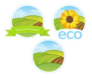 Eco Natural Product and Life Royalty Free Stock Photography