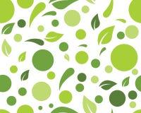 Eco nature Leaf Background Vector Illustration stock illustration