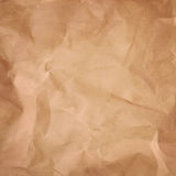 Eco Paper texture. Eco paper. Rumple surface of material. old brown paper background Royalty Free Stock Images