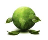 Eco person Stock Photo