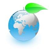 Eco planet Stock Photo