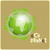 Eco planet Stock Photos