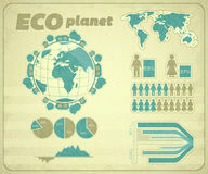 Eco Planet Stock Photography