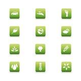 Eco planet Stock Image