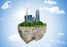 Eco planet, earth, globe, environmental Royalty Free Stock Images