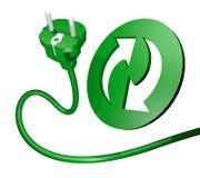 Eco plug Stock Images