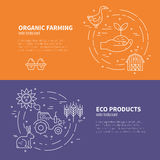 Eco Products Concept Royalty Free Stock Image