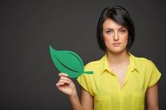 Eco produktu pojęcie Zdjęcia Stock