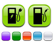 Eco pump icon Stock Photo