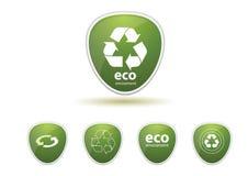 Eco recycling Stock Photos