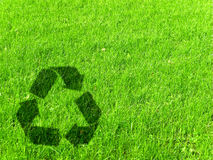 Eco recycling Royalty Free Stock Photo