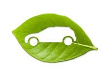 Eco samochód II Obrazy Stock