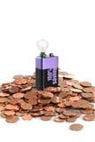Eco Savings Idea Royalty Free Stock Photography