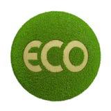 Eco sfera Fotografia Stock