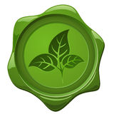 Eco sign. Stock Image