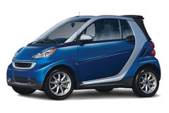 Eco Smart Car Stock Photos