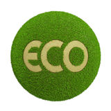 Eco sphere Stock Photography