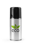 Eco spray with clipping path. Stock Photography