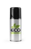 Eco spray with clipping path. Stock Photos
