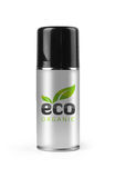 Eco spray with clipping path. Stock Photos