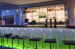 Eco-style bar Stock Photo