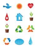 eco symbol Zdjęcie Royalty Free