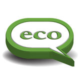 Eco symbol Stock Photos