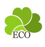 Eco symbol Royalty Free Stock Image