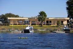 Eco-toerisme: De Reis van Evergladesairboat Royalty-vrije Stock Fotografie