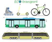 Eco transport Zdjęcie Stock