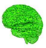 Eco umysł ilustracja wektor