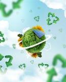 Eco utrzymanie Zdjęcie Royalty Free