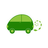 Eco vehicle Royalty Free Stock Photo