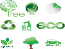 Eco vert Photo stock