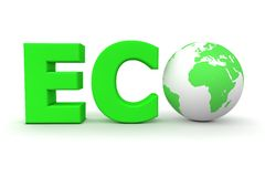 Eco Welt Stockfotografie