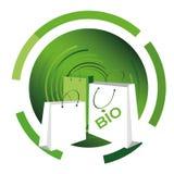 Eco Word Stock Image