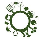 Eco world Stock Images